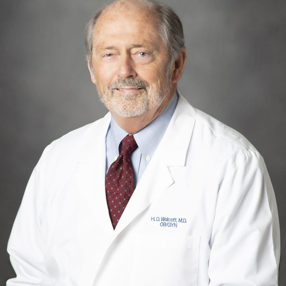 Hugh Dixon Wolcott, MD