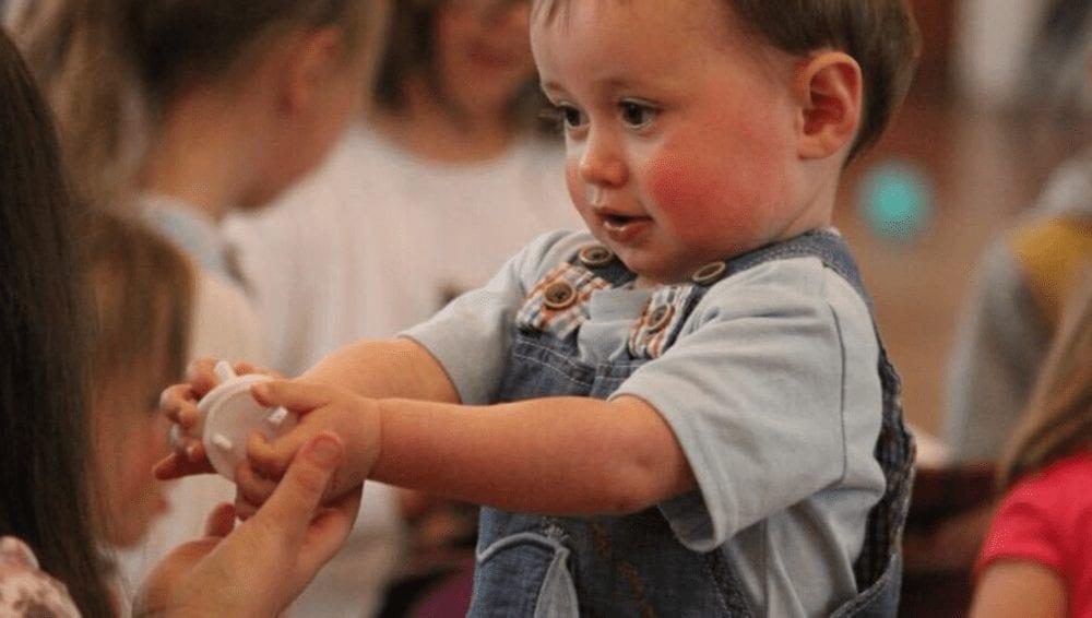 Childcare – Twenty weeks is not too early